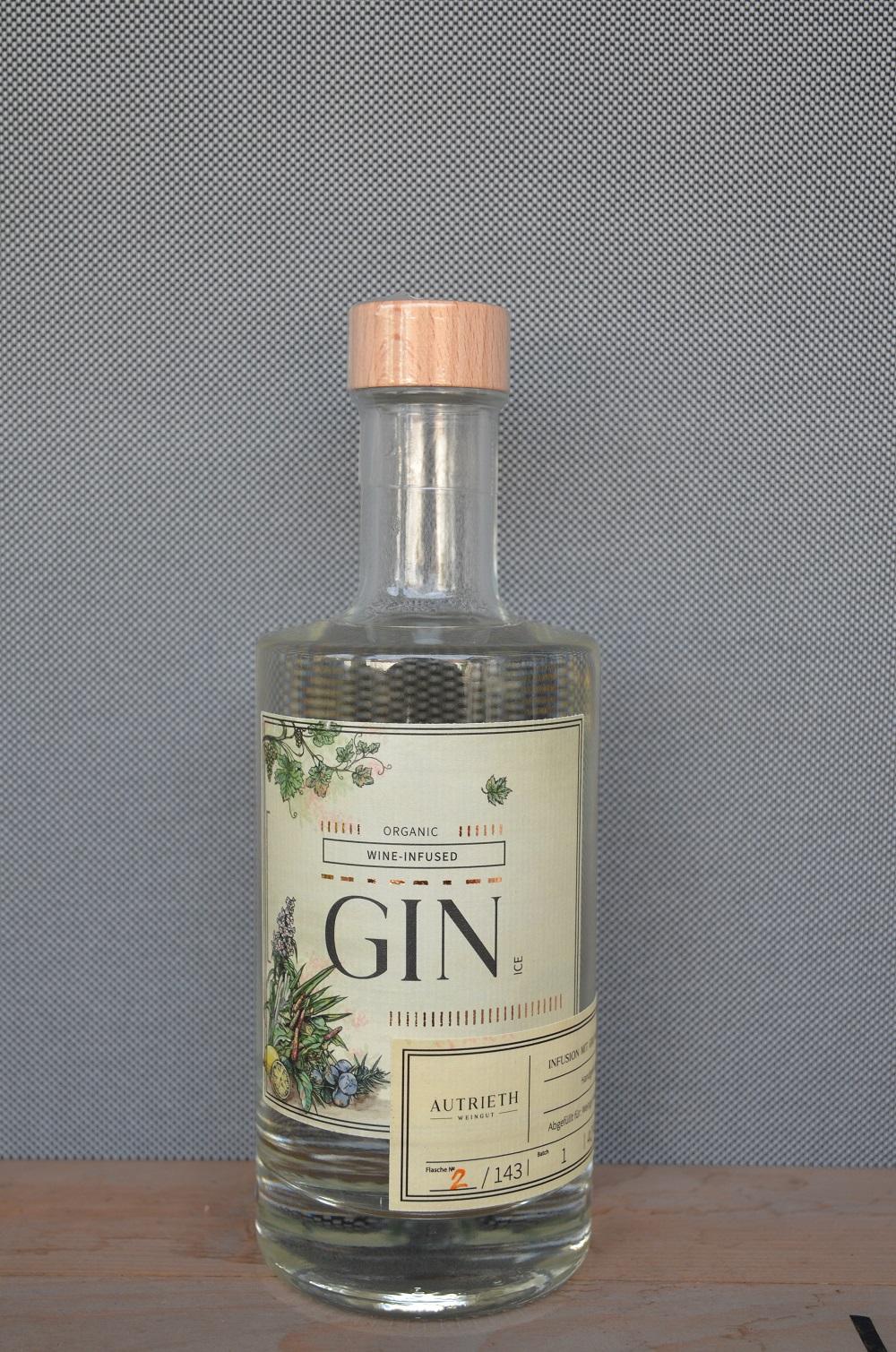 Gin ICE Zitrone